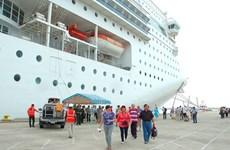 越南岘港市允许停靠仙沙港的游轮开免税店