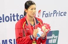 阮氏映圆三度获评越南最佳运动员
