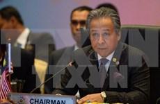 马来西亚和菲律宾谴责中国在东海长沙群岛的行为