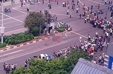 国际社会强烈谴责雅加达爆炸袭击事件