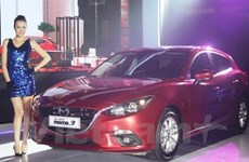 2015年越南汽车销售额同比增长55%