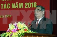 越共中央书记处常务书记黎鸿英:致力建设上下团结、有信誉、有能力领导国家的越共中央委员会