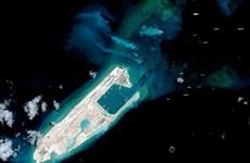 越南驻法国各团体组织发表声明  反对中国在长沙群岛进行校验试飞