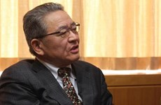 越共十二大:日本共产党领导高度评价越南的成就