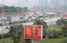 胡志明市市民对越共十二大抱有巨大期望