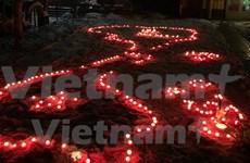 波兰越南佛教协会举行超度法会 缅怀捍卫东海主权事业而牺牲的英雄烈士