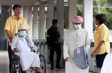泰国出现第二例MERS患者 已隔离33人