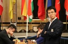 国际棋联最新排名:黎光廉居世界第37位