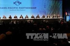 《跨太平洋伙伴关系协定》在新西兰正式签署