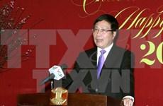 范平明副总理:新闻媒体机构为对外工作的成功作出重要贡献