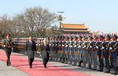 2015年越南党和国家领导人十大出访之旅