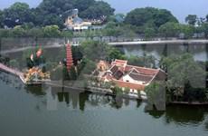 首都河内著名寺院及越南人春节去寺院拜佛的美俗
