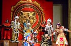 越南致力于保护与弘扬越南传统艺术类型——从剧