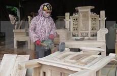 越南同奈省木制品出口额12亿美元