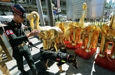 泰国警方加强保安工作以防IS袭击