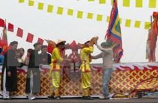 太平省举行2016年陈祠庙会开庙仪式暨兴河县达到新农村标准受证仪式