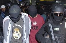 印尼逮捕41名伊斯兰极端分子