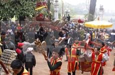 越南各地庙会纷纷开庙