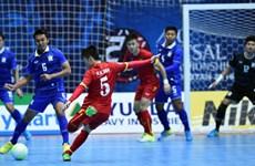 2016年亚洲室内五人制足球锦标赛:越南队居第四位伊朗队问鼎冠军