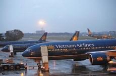 2016年春节期间越航执行航班9200架次运送旅客120万人次