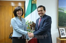 墨西哥与越南进一步促进经济合作