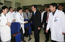 越南医师节:各地举行多项庆祝活动