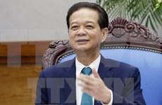 政府总理阮晋勇:力争实现2016年国内生产总值增长达7%