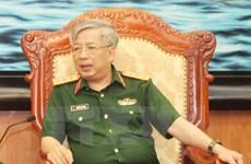 越南和新加坡一致同意扩大防务合作