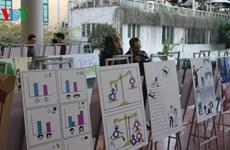 性别平等幽默画比赛颁奖仪式在河内举行