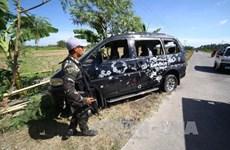 菲律宾军方在该国南部击毙24名恐怖分子
