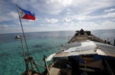 美国和菲律宾谴责中国用军舰在东海有争议地区威胁他国渔船