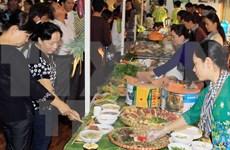 南部民间美食文化节展示当地居民饮食文化特色
