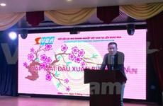 俄罗斯越南企业协会举行2016年新年见面会