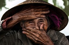 法国摄影家弘扬越南妇女之美