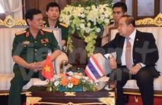 越泰两国在烈士遗骸搜寻归宿工作加强合作