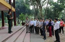 河内市巴为县K9遗迹区将向全国游客开放