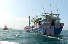 渔船沉没 越南通知中国职能机构配合展开搜救