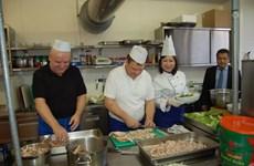 越南在斯洛伐克推介美食文化精髓