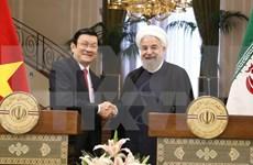 武鸿南副外长:张晋创主席访问坦、莫、伊三国之旅为越南与友国关系注入新动力
