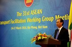 越南希望尽早签署东盟跨境客运便利化框架协定