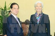 国际货币基金组织愿为越南实现各项发展目标提供协助
