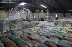 2016年2月份越南大米出口量猛增