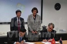 越南与澳大利亚加强科技领域合作