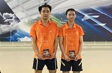 世界羽联最新排名:越南运动员俊德和茹草跃升9位