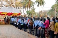 老挝第八届国会选举:近400万选民参加投票