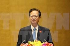 阮晋勇总理:2011-2015年阶段越南宏观经济运行总体平稳