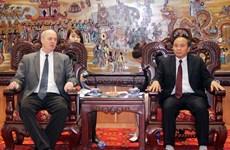 中国台湾企业在越南永福省展开智能电子设备生产厂项目