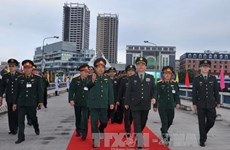 第三次越中边境国防友好交流活动即将举行
