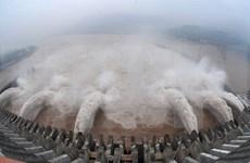 老挝放水帮助越南应对游旱情和海水入侵