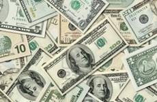 越盾兑美元中心汇率较前一日下跌11越盾